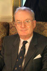 Prof P J Rhodes