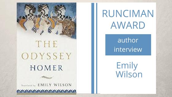 Emily Wilson interview