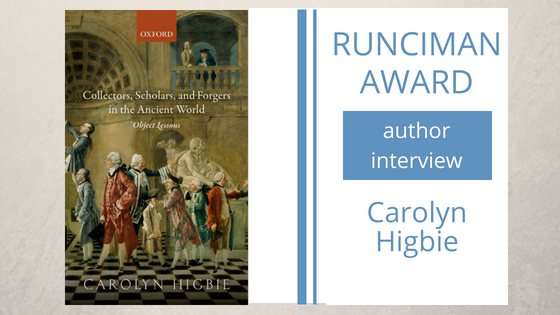 Carolyn Higbie interview