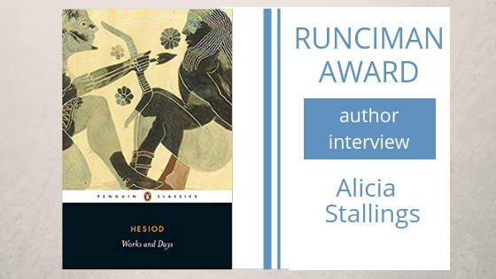 Alicia Stallings interview