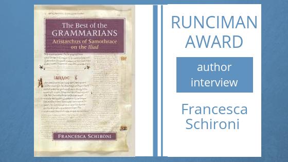 Francesca Schironi interview